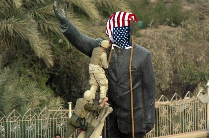 استمرار سجال تحرير أم احتلال يؤخر ولادة الدولة العراقية