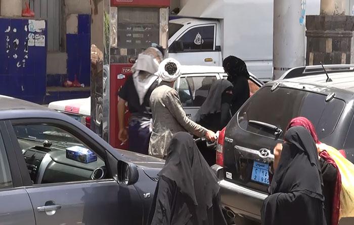 أول محطة بنزين مخصصة للنساء في اليمن - صورة 2