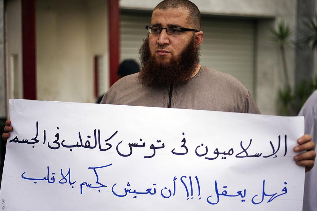 فشل السلفيين في تونس