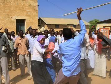 جامعات السودان تحوّلت إلى ساحات للعنف بين الطلاب