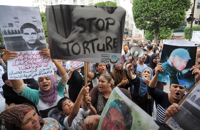 قصة عبد المجيد الذي مات تحت التعذيب في السجون التونسية
