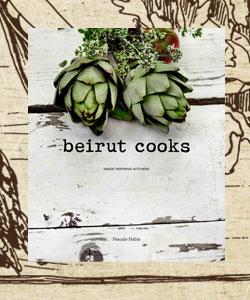 المطبخ اللبناني في كتب - كتب عصرية من المطبخ اللبناني - Beirut-Cooks