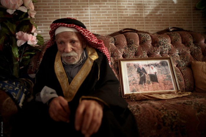 دردشة مع رجل فلسطيني عمره أكثر من 125 عاماً