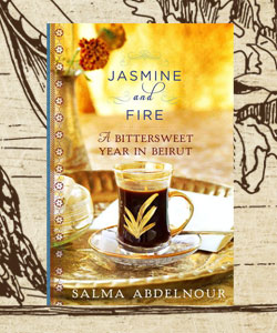 المطبخ اللبناني في كتب - كتب عصرية من المطبخ اللبناني - Jasmine-and-Fire