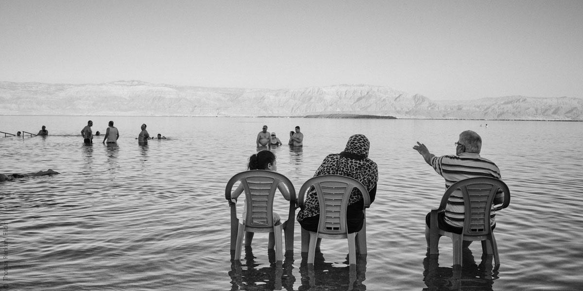 إسرائيل تستفيد من البحر الميت أكثر مما يستفيد الأردن بأضعاف