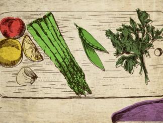 7 كتب عصرية من المطبخ اللبناني