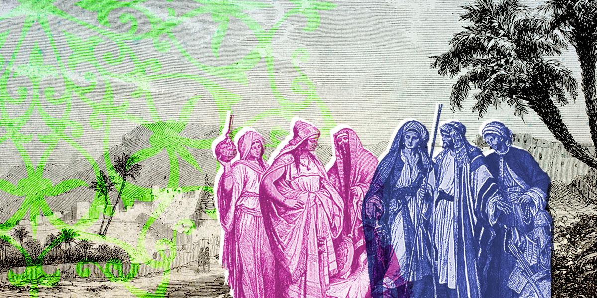 8de937d23 كيف مارس العرب الجنس قبل الإسلام؟ - رصيف 22