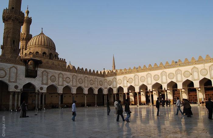 اقدم الجامعات العربية - جامعة الأزهر في مصر