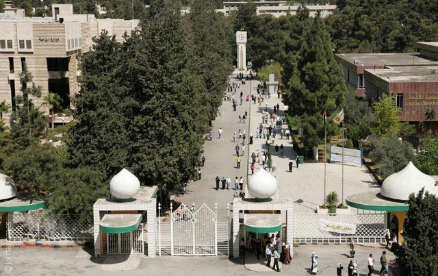 اقدم الجامعات العربية - الأردنية