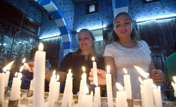 انطلاقة موسم الحج اليهودي إلى كنيس الغريبة في تونس