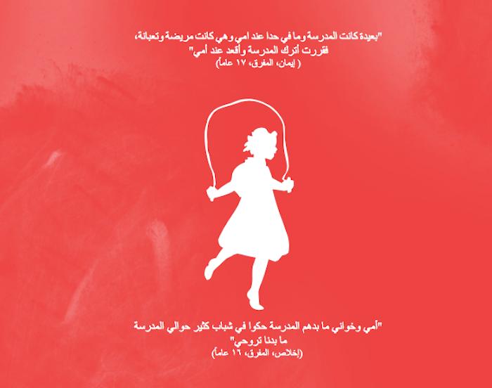 قصة حبيسات المنازل الأردنيات اللواتي يحرمن من التعليم