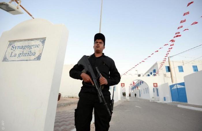 الحج اليهودي في تونس - الحج اليهودي إلى كنيس الغريبة في تونس