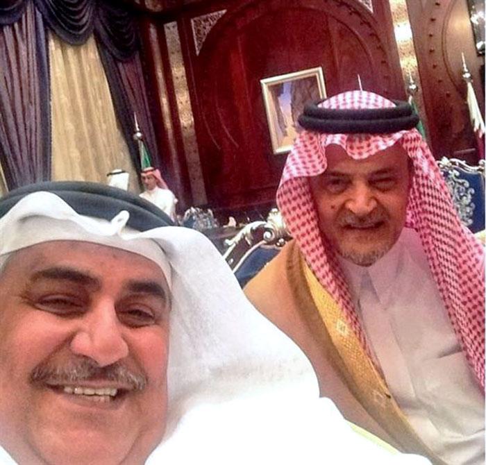 صور السيلفي في عالم السياسة - السيلفي في عالم السياسيين - سيلفي البحرين
