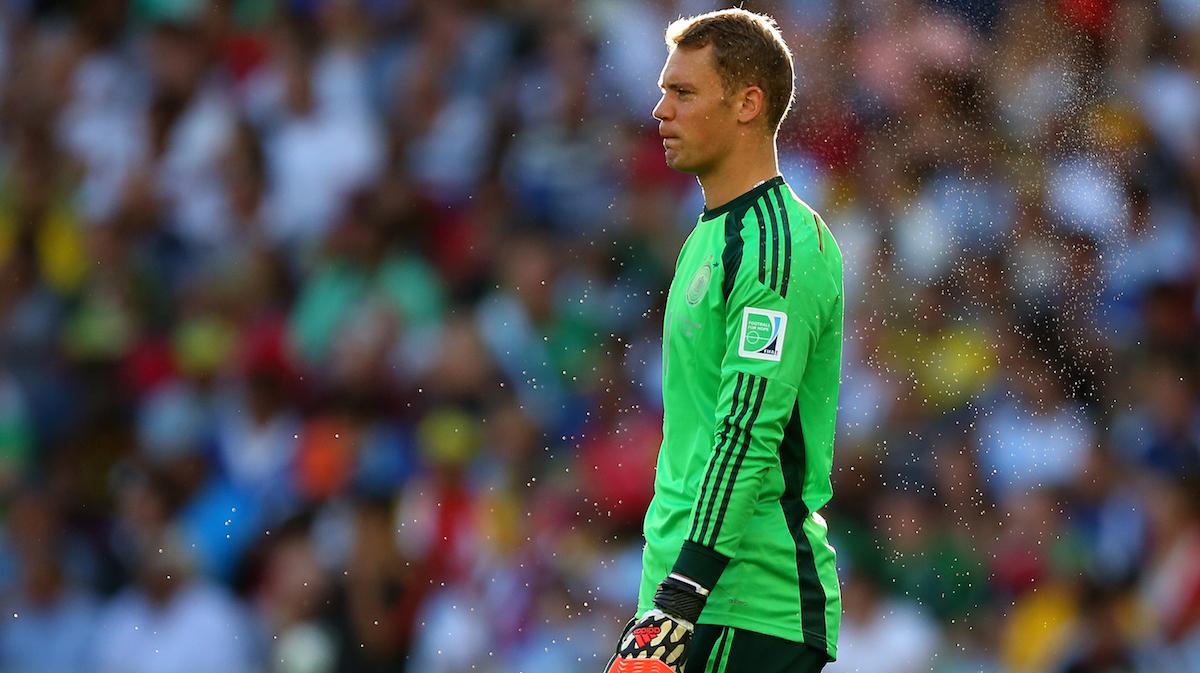 ألمانيا خرّجت أفضل حراس المرمى في العالم، آخرهم Neuer