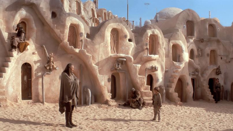 القصور الصحراوية في تطاوين التونسية - قصر الحدادة