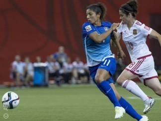 أفضل اللاعبات في تاريخ كرة القدم النسائية