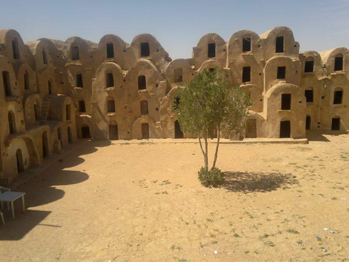 القصور الصحراوية في تطاوين التونسية - صورة 1