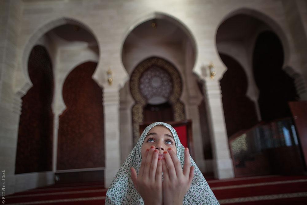 رمضان غزة