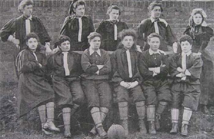 أفضل اللاعبات في تاريخ كرة القدم النسائية - صورة 1