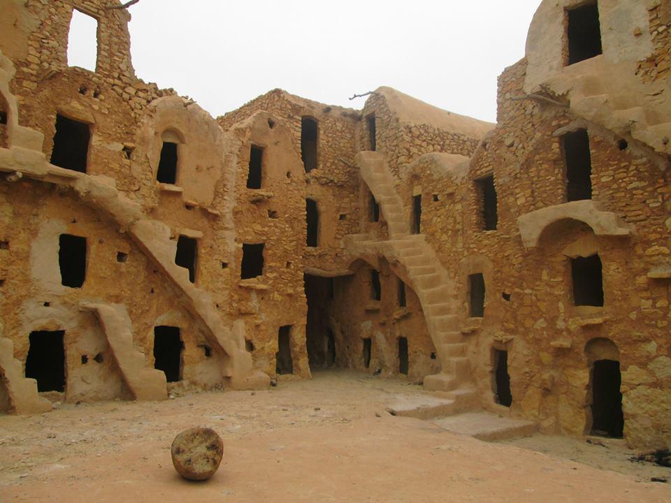 القصور الصحراوية في تطاوين التونسية - صورة 2