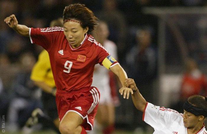 أفضل اللاعبات في تاريخ كرة القدم النسائية - صورة 2