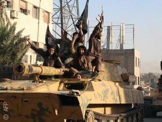 """تعرّف على """"الخلافة الإسلامية"""" في مدينة الرقة السورية"""