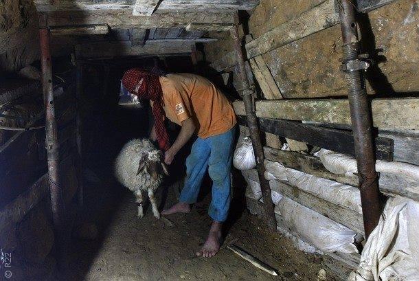 أنفاق غزة - مهنة الموت في أنفاق غزة