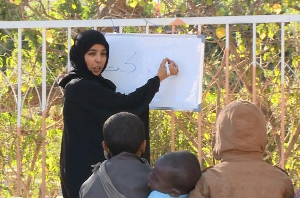 مدرسة موبايل سكول في اليمن - صورة 3