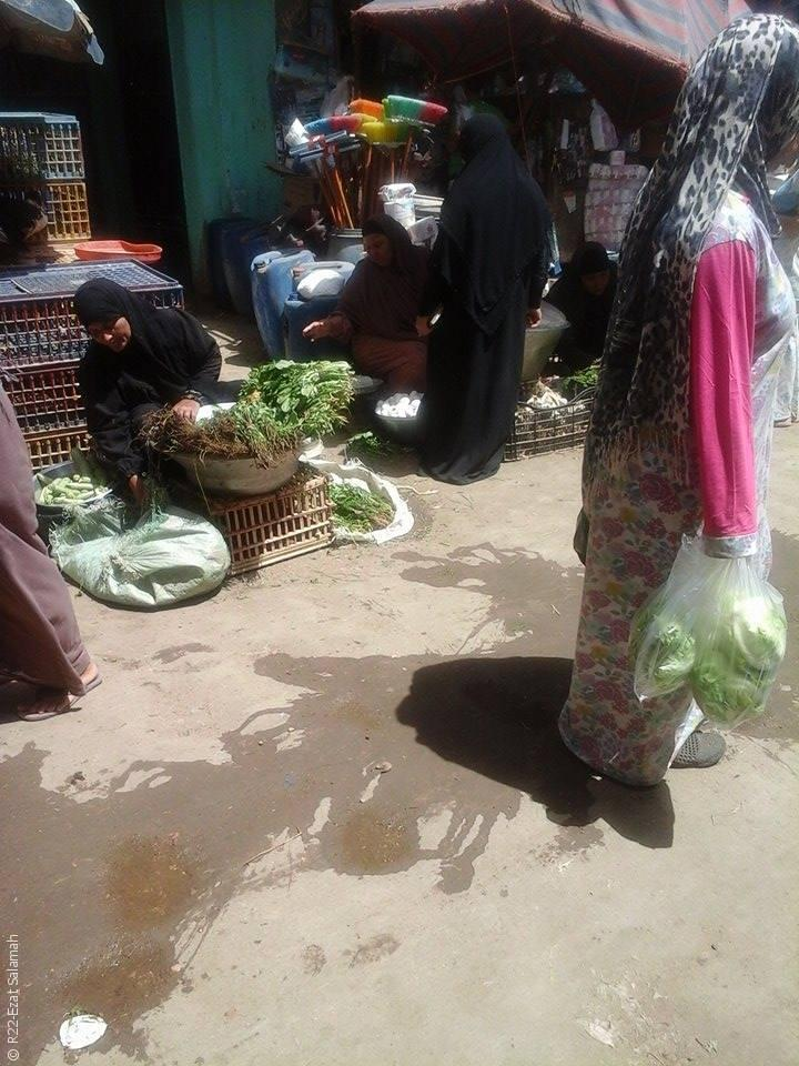 مصريات يعملن وأزواجهن يتسامرون ويشربون الشاي - صورة 4