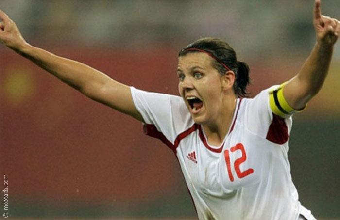 أفضل اللاعبات في تاريخ كرة القدم النسائية - صورة 6