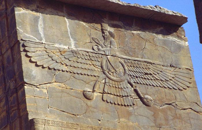 قصص خلق الكون في حضارات الشرق القديمة - الإله أهورامزدا