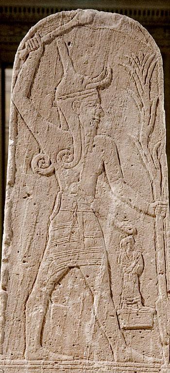قصص خلق الكون في حضارات الشرق القديمة - الإله بعل