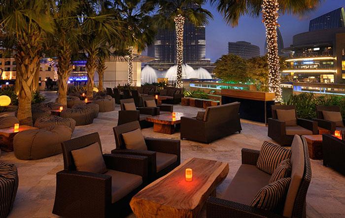 أفضل الأماكن لاحتساء مشروب بعد العمل في دبي .. Aperitivo في دبي - Calabar