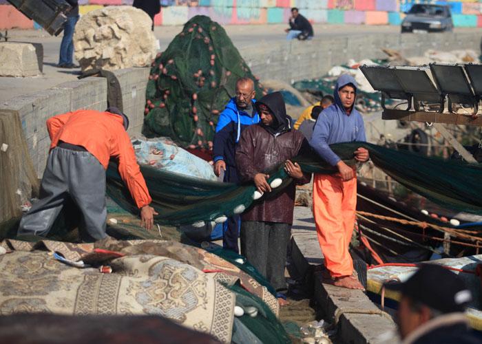صيد السمك في غزة - صورة 2