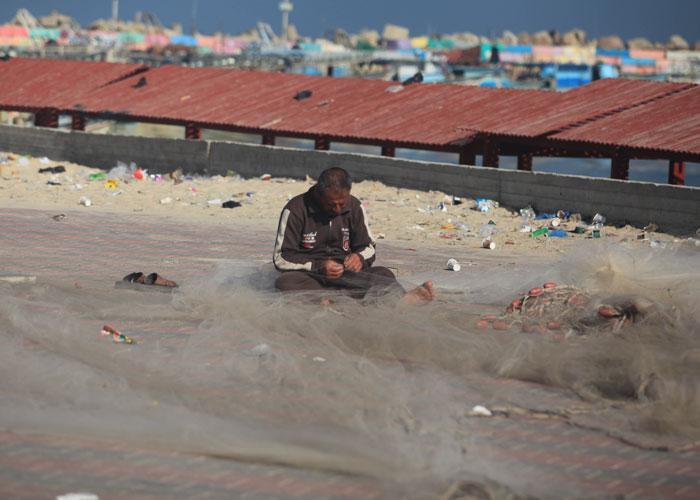 صيد السمك في غزة - صورة 6