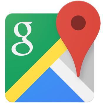 تطبيقات السفر - تطبيقات ضرورية ترافقكم أثناء السفر - تطبيق GoogleMap