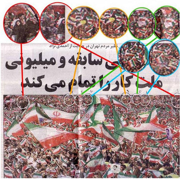 أبرز استخدامات الفوتوشوب الفاشلة من قبل الأنظمة العربية - صورة 4