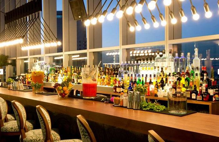 أفضل الأماكن لاحتساء مشروب بعد العمل في دبي .. Aperitivo في دبي - Iris