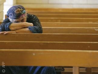 """مسيحيّو العراق: """"لا مكان لنا في هذا العالم"""""""