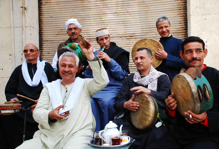 المساحات الثقافية في مصر - المؤسسات الثقافية في مصر - مكان