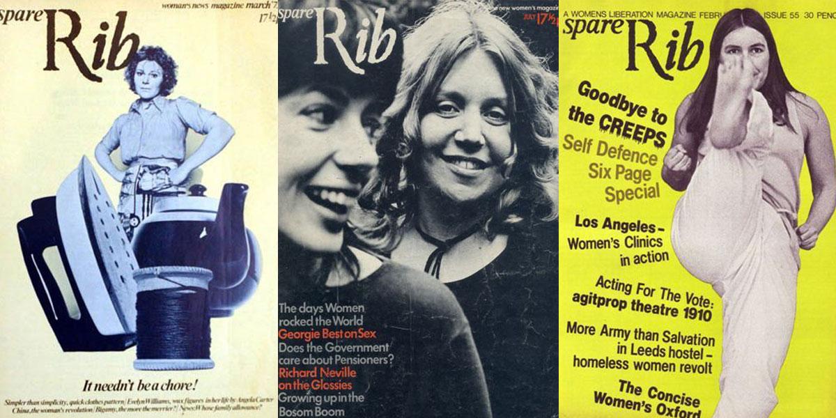 مجلة نسوية من السبعينيات باتت متوفرة رقمياً