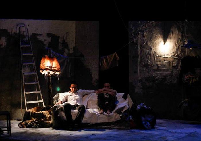 المساحات الثقافية في مصر - المؤسسات الثقافية في مصر - ستوديو عماد الدين