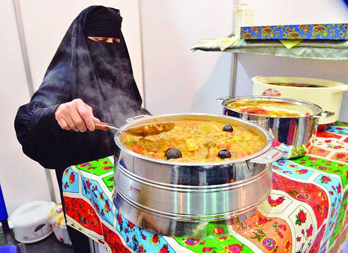 الأسواق الشعبية السعودية