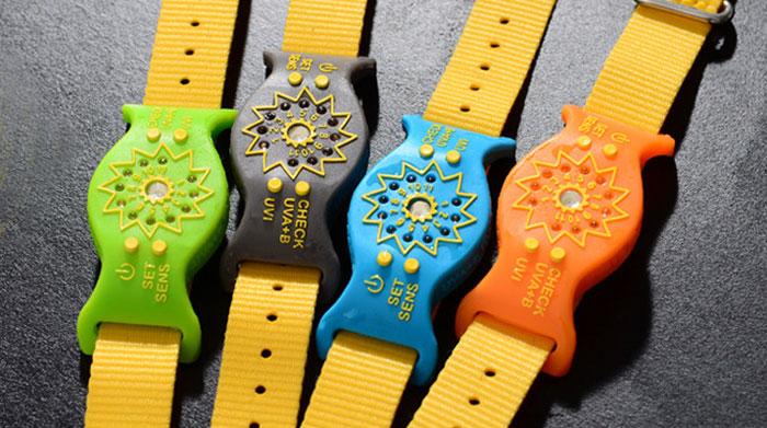 جديد الأجهزة القابلة للارتداء Wearables - التعرض للشمس