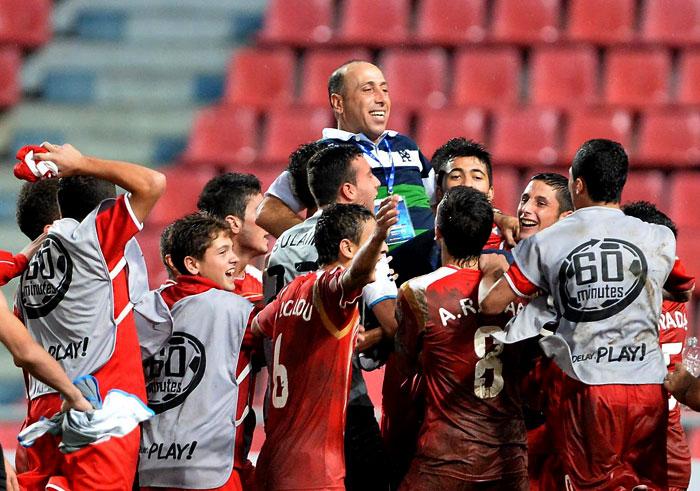 كرة القدم في سوريا - المدرب