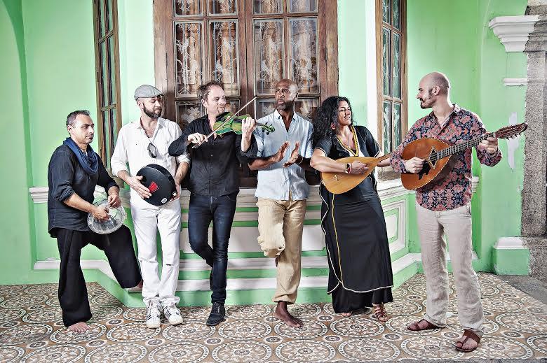 نادين الخالدي - baghdad music 2