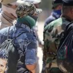 الملابس العسكرية تنتشر في بغداد وتثير رعب الأهالي