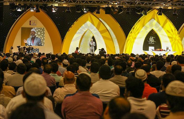 رمضان في دبي - أن تعيش رمضان في دبي - الخيم الرمضانية