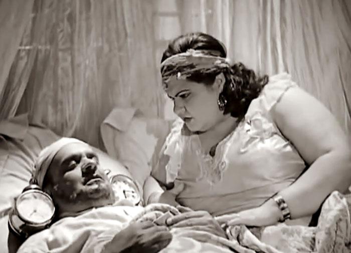 توجو مزراحي - أول ثنائي كوميدي في السينما المصرية