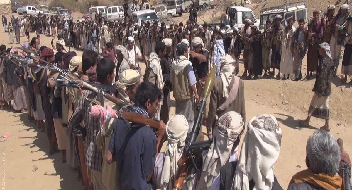الخارطة القبلية والمذهبية للصراع السعودي الإيراني في اليمن